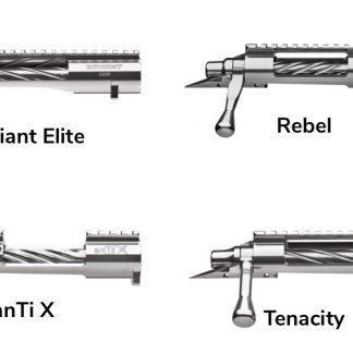 DEFIANCE - zamki/systemy do broni powtarzalnej